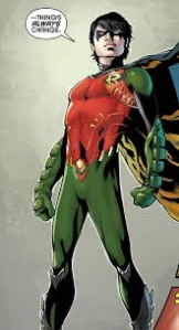 Robin Dick New 52