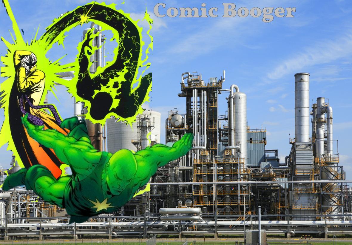 doom patrol negative man powers